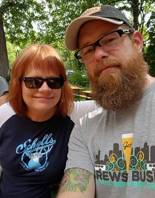 RAndy and Becky Tenvoorde